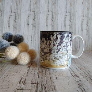 DISNEY | 101 DALMATIANS Vintage Coffee Mug